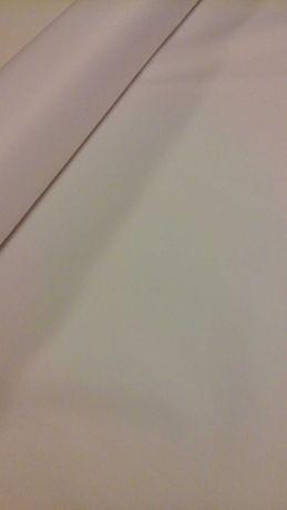 Tkanina biała 150 cm.
