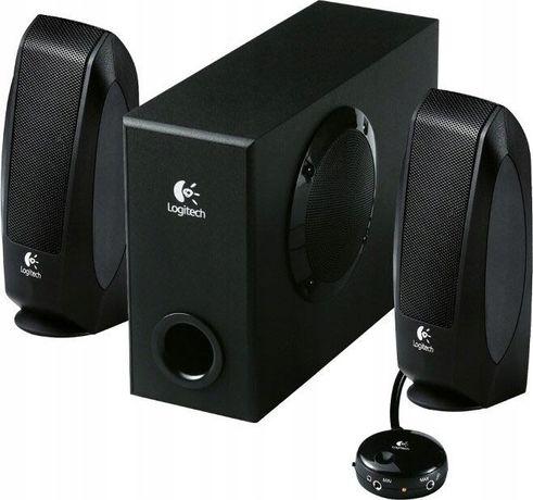 Głośniki 2.1 Logitech S-220