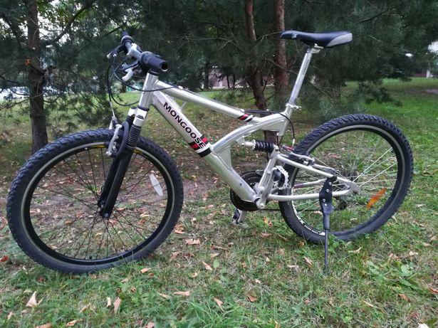 "MONGOOSE rower MTB górski, koła 26"", przyleciał z USA"