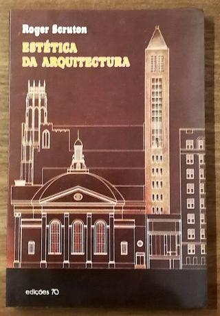 estética de arquitectura, roger soruton, edições 70