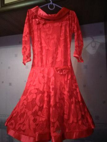 Бейсик, платье для бальных танцев