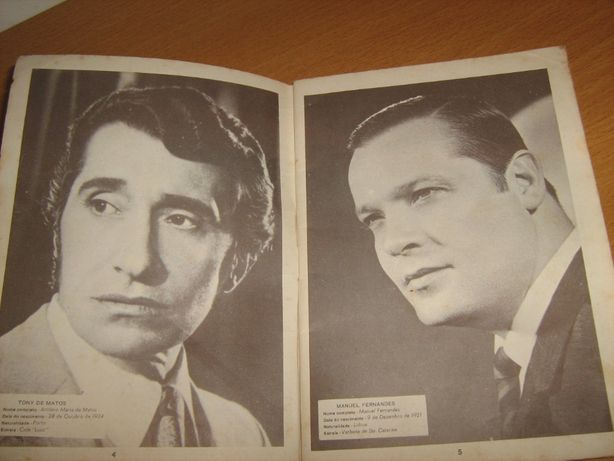 Revista Vedetas do Espectáculo