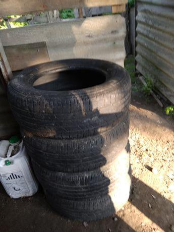 Продам комплект літньої гуми Брінстоун