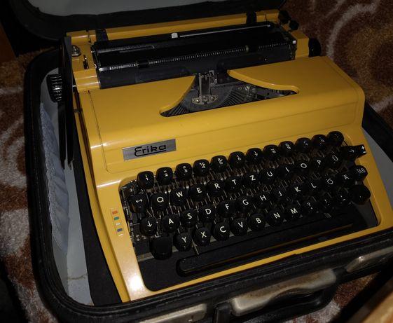 Maszyna do pisania Erika !!! Idealny Stan !!! Polecam Katowice !!!