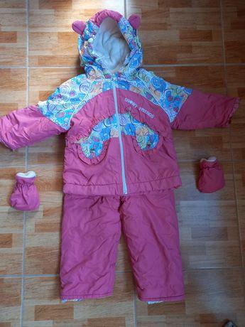 Комбінезон куртка дитяча весна осінь зима