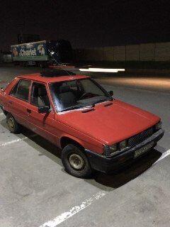Продам Renault 11