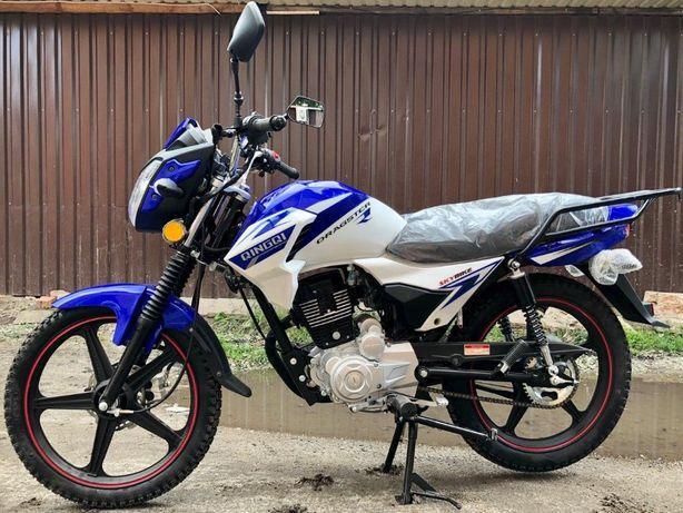 Новый Skybike Dragster 200(Синий/Красный)