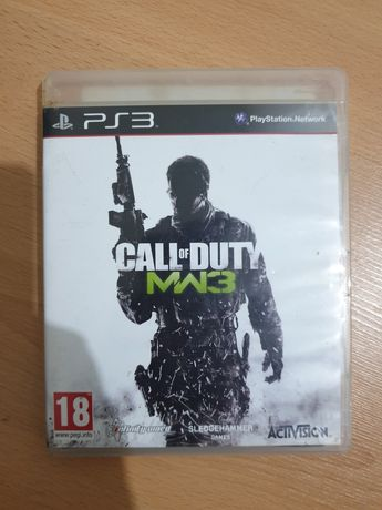 Jogo call of duty mm3 ps3