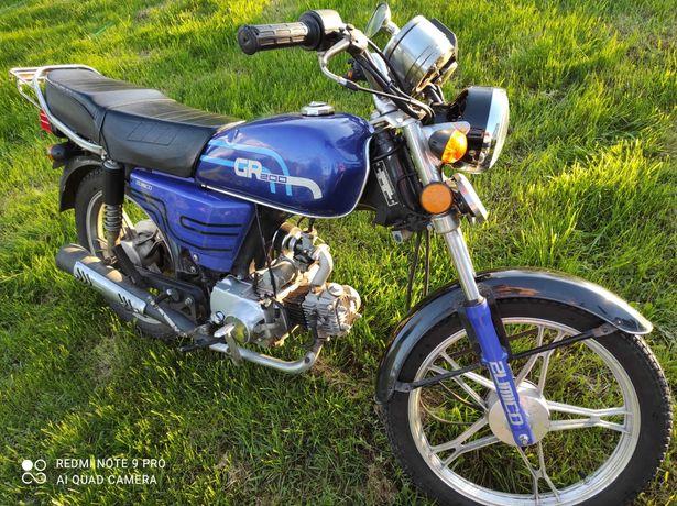 Motorower Gr 200
