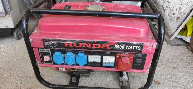 Gerador Honda 5500wats