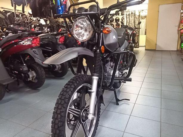 ROMET ADV 125 motocykl nowy 2020