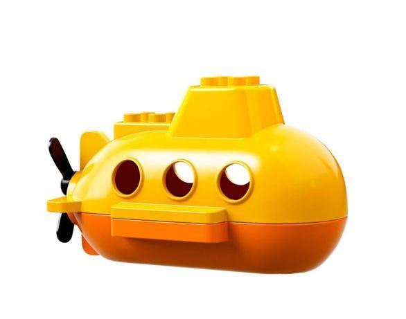 Lego Duplo подводная лодка 10910 новая