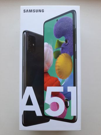 Samsung A51(128GB) Original+подарок
