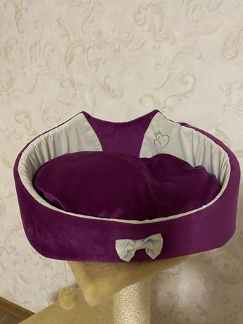 Лежанка для кошки/подушка для кота/подушка для кішки