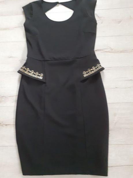 Mała czarna - Sukienka r 40