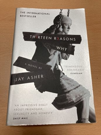Best seller Thirteen Reasons Why.