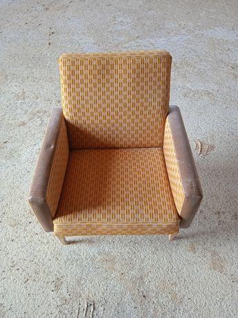 Fotel zabytek z lat 60