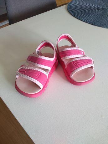 Sandałki Adidas dla dziewczynki