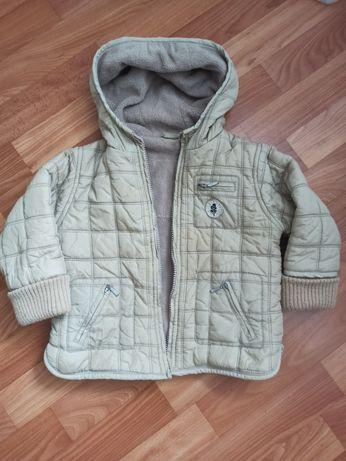 Куртка на мальчика на 4 года