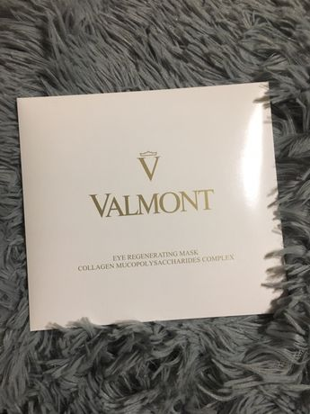 Коллагеновая маска для глаз Valmont Intensive Care Eye Regenerating