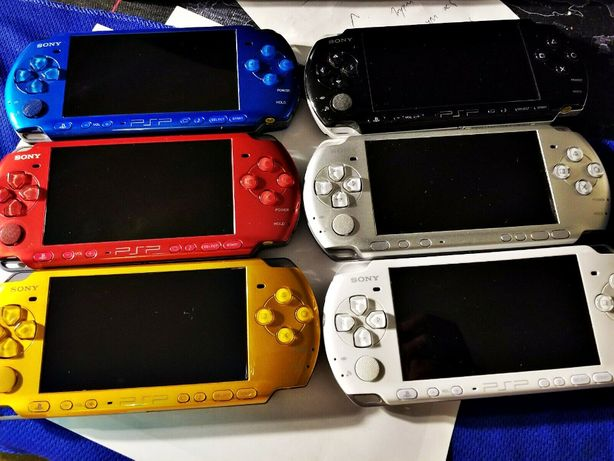 Прошивка PlayStation Portable (PSP) / 1000 рублей