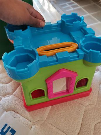 Brinquedo de encaixe para crianças