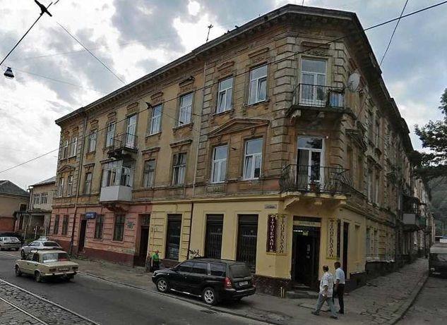 Продаж 1кімн.вул.Б.Хмельницького 2/3ц, 37/20/7, середній стан,балкон.