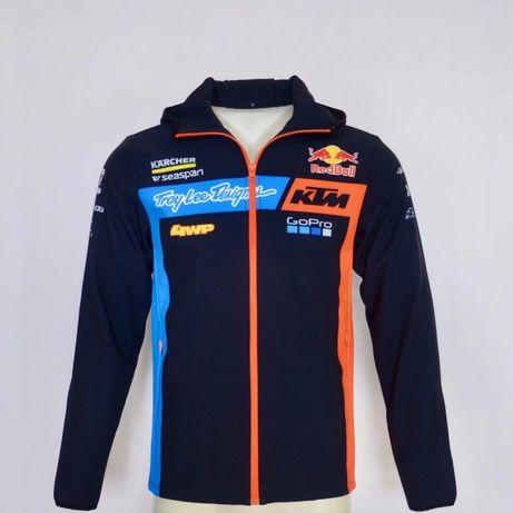 Kurtka sportowa  KTM Red Bull GoPro bluza Cross enduro softshell