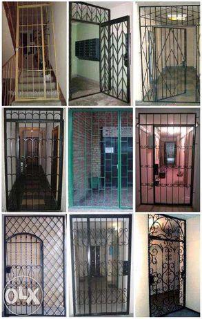 Решетчатые двери и перегородки - от 4550 грн.