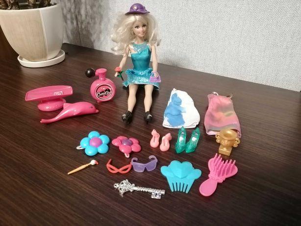 Lalka Barbie Mattel + akcesoria