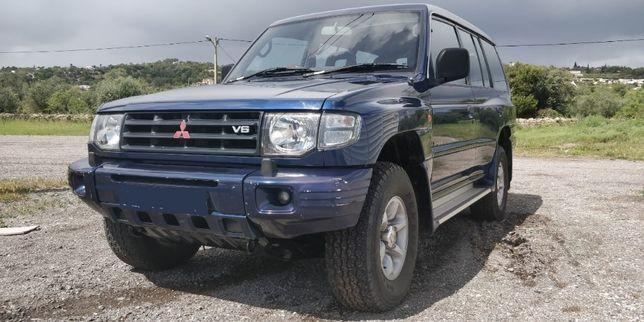 Mitsubishi Pajero/Montero II V45W 3.5 Auto 2001 Para Peças
