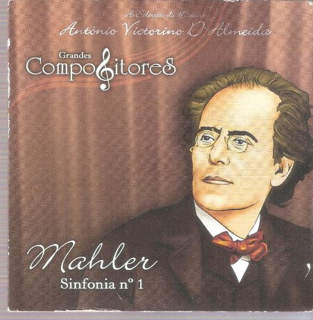 Grandes Compositores Gustav Mahler Sinfonia nº1