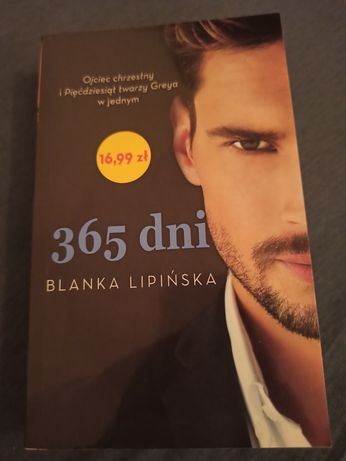 Książka  365 dni