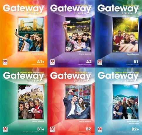 Gateway 2nd Edition A1+, A2, B1, B1+, B2, B2+, C1 PDF