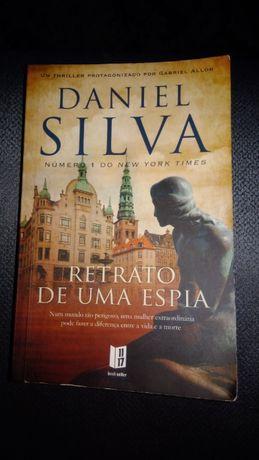 Retrato de uma Espia de Daniel Silva