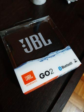 Coluna JBL GO2 (nova, embalada)