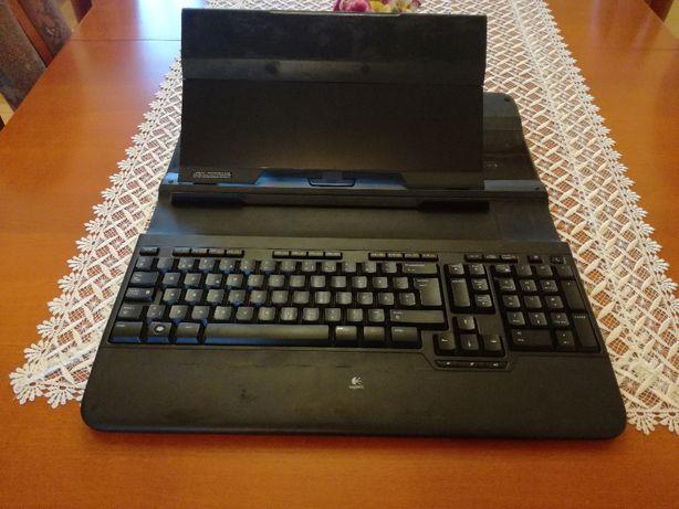 Klawiatura z podstawka ergonomiczna pod laptopa Logitech Alto