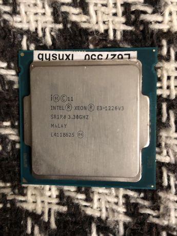 Процессор Xeon E3-1226v3