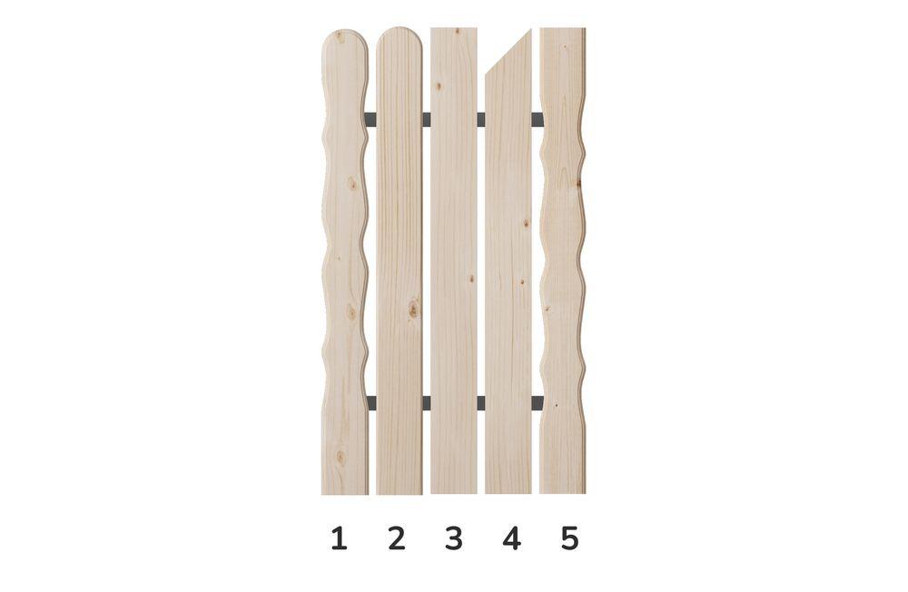 Sztachety drewniane PRODUCENT różne długości