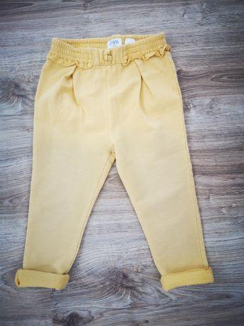Zara spodnie dresowe, rozm. 98