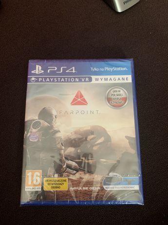 Gra FarPoint na PS4