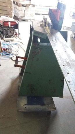 Guilhotina maquina para cortar bites carpintaria