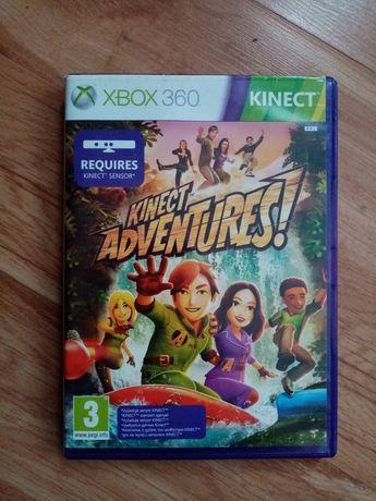 Gra Xbox 360 kinect Adventures