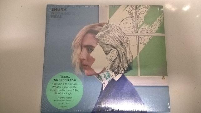 Shura - Nothing's Real - NOVO e Selado (portes incluídos)
