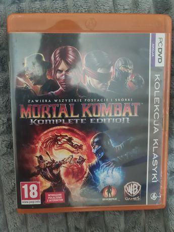 Gra na PC Mortal Kombat