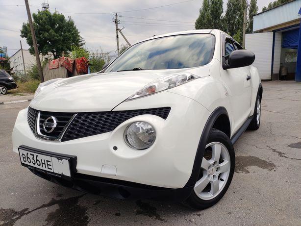 Nissan Juke 2013г. Растаможена!