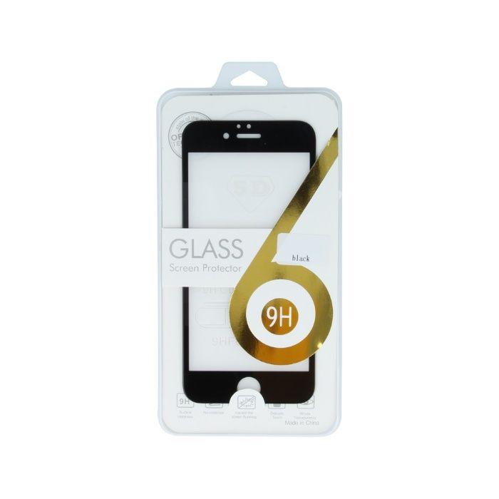 Szkło hartowane 5D iPhone 6 6s z czarną lub białą ramką. Bielsko-Biała - image 1
