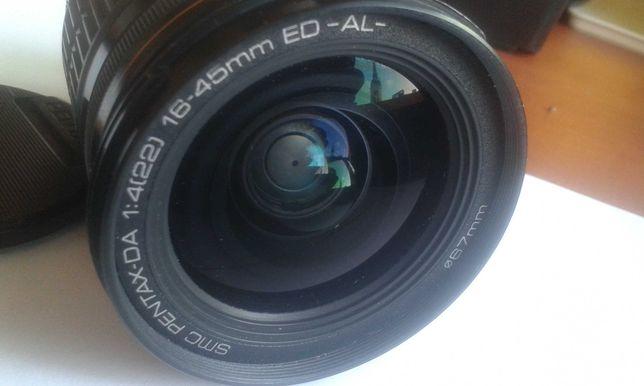 Pentax SMC DA 16-45mm f/4 ED AL