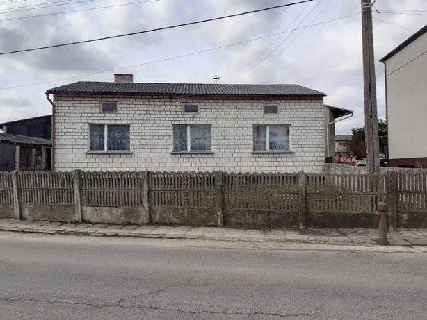Dom Siewierz-Żelisławice w centrum na działce 1054 m2