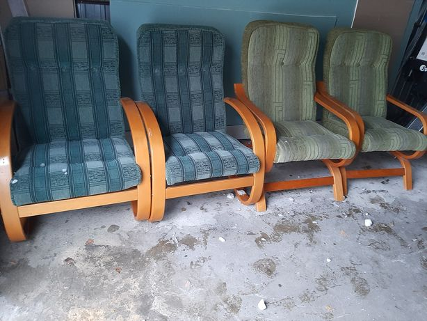 Fotele bujane 25 zł szt